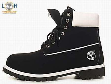 chaussure imitation timberland homme