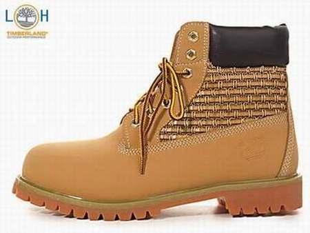 impermeabilisant chaussure timberland